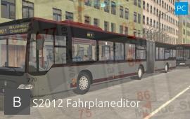 BS2012 Fahrplaneditor