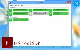 FMS Tool SDK